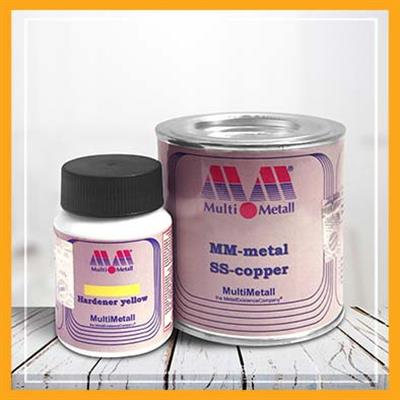 MM-metal SS-copper